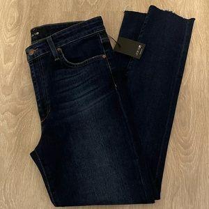 Joe's Dark Wash High Rise Skinny Ankle Jeans NWT